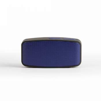 Mini boxă portabilă bluetooth, 3W, USB, albastră, Clip sonic