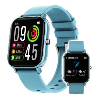 Resigilat: Ceas Wellness Smart Pro, albastru