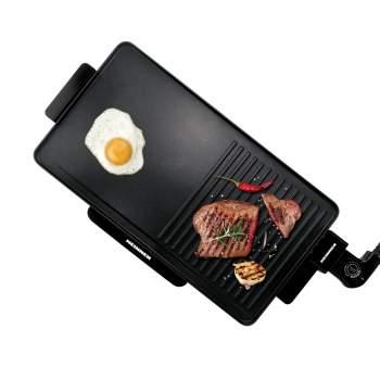 Resigilat: Grill Electric 2in1 ReTaste