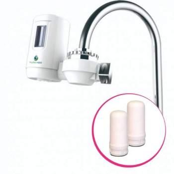 Set Filtru de apă Pure H2O și 2 cartușe incluse