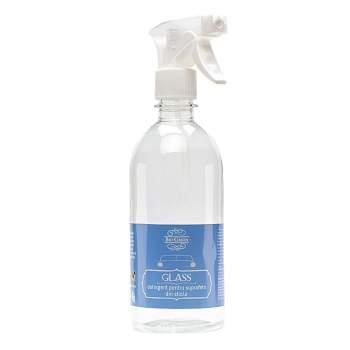 Detergent auto cu pulverizare pentru suprafețele din sticlă, Nano Green, 500 ml