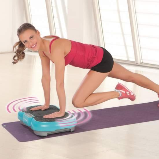Image result for Vibrating Plate - Placă multifuncțională pentru fitness ReStart